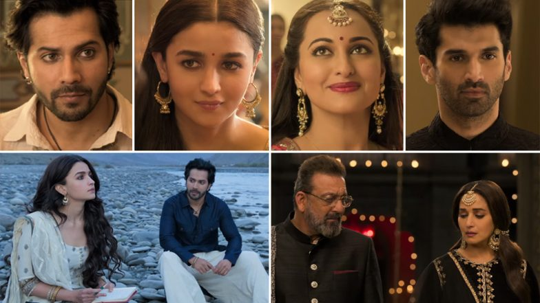Kalank Title Track: Arijit Singh's Melodious Voice With Varun Dhawan and Alia Bhatt's Mesmerising Chemistry Will Cast an Everlasting Spell on You - Watch Video