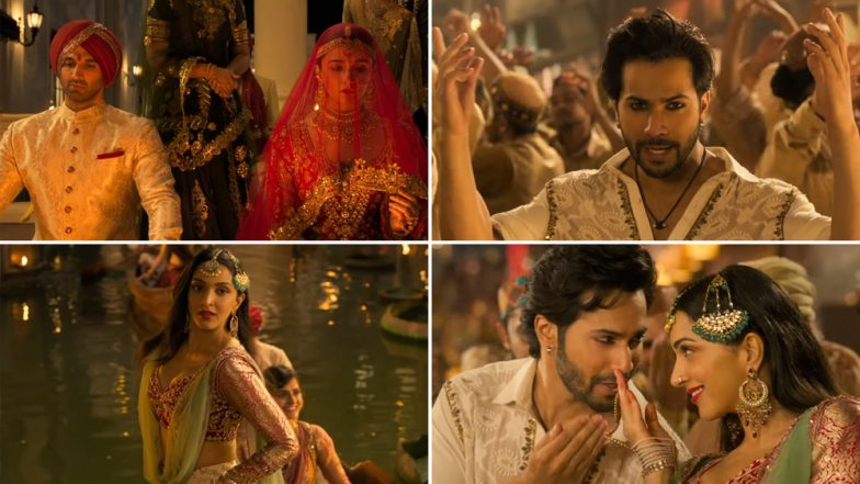 Kalank Song First Class: Varun Dhawan's Swag and His Chemistry With Kiara Advani Are Both First Class! - Watch Video