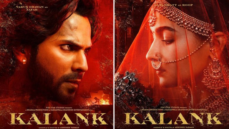 Varun Dhawan, Alia Bhatt-Starrer Kalank to Have an Early Release, Teaser to Launch On March 12