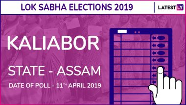 Kaliabor Lok Sabha Constituency in Assam Results 2019: Congress Candidate Gaurav Gogoi Elected MP