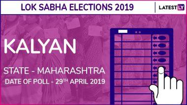 Kalyan Lok Sabha Constituency in Maharashtra Results 2019: Shiv Sena Candidate Shrikant Shinde Elected as MP
