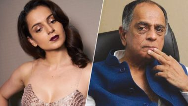 Pahlaj Nihalani Lashes Out at Kangana Ranaut Over Soft-Porn Allegations, Former CBFC Chief Warns the Actress 'Not to Play' With Him