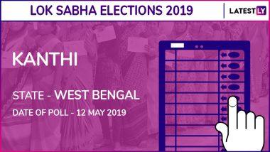 Kanthi Lok Sabha Constituency Results 2019 in West Bengal: Sisir Adhikari of TMC Wins Parliamentary Election