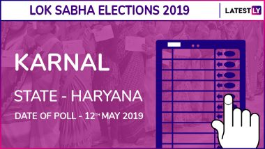 Karnal Lok Sabha Constituency Result 2019 in Haryana: Sanjay Bhatia of BJP Wins Parliamentary Election