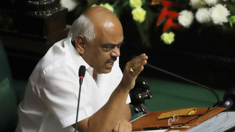 Karnataka Speaker Ramesh Kumar Says, 'I Don't Sleep With Men' on Congress Leader Muniyappa's Remarks of Them Being 'Husband And Wife'