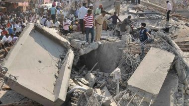 Karnataka Building Collapse: Death Toll Rises to 5, 55 Rescued