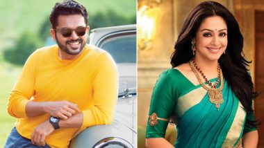Has Jyothika Signed a Film With Brother-in-Law Karthi in the Lead?