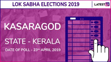 Kasaragod Lok Sabha Constituency in Kerala: Candidates, Current MP, Polling Date And Election Results 2019