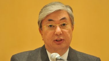 Kazakhstan's New President Kassym-Jomart Tokayev Renames Capital as Nur-Sultan