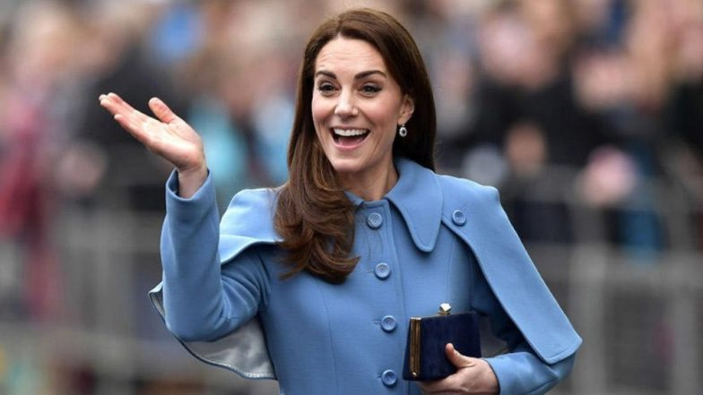 Is Kate Middleton Ready For Baby No 4? The Duchess Responds!
