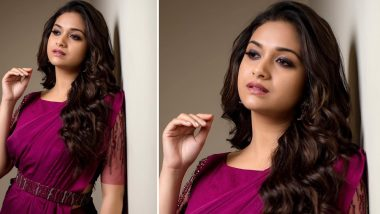 Has Southern Beauty Keerthy Suresh Signed a Film With Dhanak Director Nagesh Kukunoor?