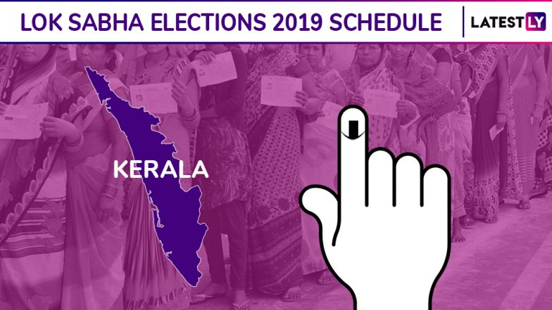 Kerala Lok Sabha Elections 2019 Dates: Constituency Wise Dates Of Voting And Results For General Elections