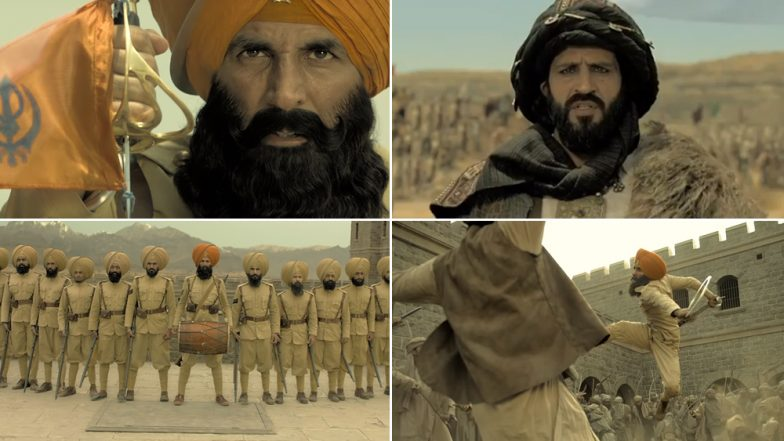 Kesari New Dialogue Promo: Akshay Kumar Shows What Courage Looks Like - Watch Video