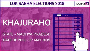 Khajuraho Lok Sabha Constituency Result 2019 in Madhya Pradesh: VD Sharma of BJP Wins Parliamentary Election