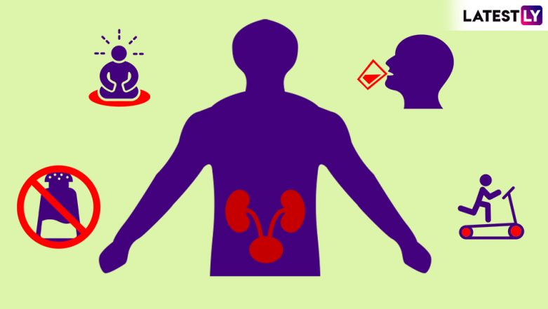 World Kidney Day 2019: How to Improve Kidney Function; Health Tips to Keep in Mind