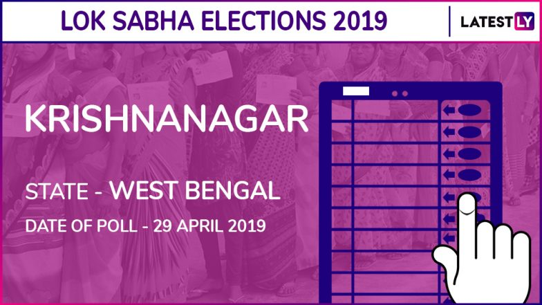 Krishnanagar Lok Sabha Constituency in West Bengal: Candidates, Current MP, Polling Date And Election Results 2019