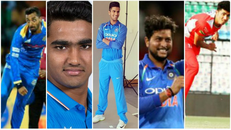Vivo IPL 2019: 5 Mystery Spinners to Watch Out in Indian Premier League