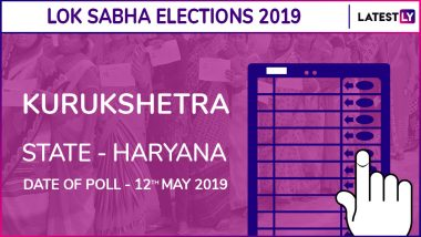 Kurukshetra Lok Sabha Constituency Result 2019 in Haryana: Nayab Singh of BJP Wins Parliamentary Election