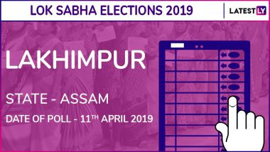 Lakhimpur Lok Sabha Constituency in Assam Results 2019: BJP Candidate Pradan Baruah Elected MP