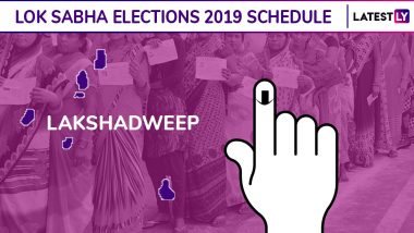Lakshadweep Lok Sabha Elections 2019 Schedule: Constituency Wise Dates Of Voting And Results For General Elections