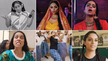 From Choli Ke Peeche to Aankh Marey: YouTube Star Lilly Singh Turns Her Favourite Bollywood Songs Into Motivational Rap Anthems – Watch Video