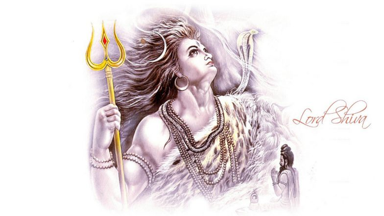 Happy Mahashivratri 2019 Messages & Image Greetings: Lord Shiva Quotes & Mantras, Shivratri WhatsApp Stickers, Shankar Bhagwan Photos To Wish on Maha Shivratri