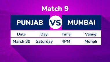 KXIP vs MI, Match 9 Preview: Battered Kings XI Punjab Look to Bounce Back Against Mumbai Indians