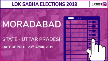 Moradabad Lok Sabha Constituency in Uttar Pradesh Live Results 2019: Leading Candidates From The Seat, 2014 Winning MP And More