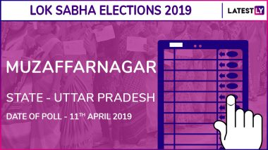 Muzaffarnagar Lok Sabha Constituency in Uttar Pradesh: Candidates, Current MP, Polling Date and Election Results 2019