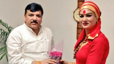 AAP Transgender Candidate Bhawani Valmiki To Contest Lok Sabha Elections 2019 From Prayagraj in Uttar Pradesh
