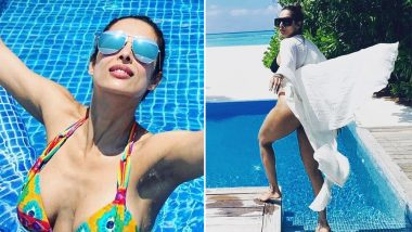 Malaika Arora in Maldives: From Sizzling Bikini Pictures to Sun-Kissed Moments, This Hottie Knows How to Have a Fashionable Vacation!
