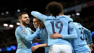 Champions League 2018-19: Manchester City in Quarterfinals, Crush Schalke 7-0
