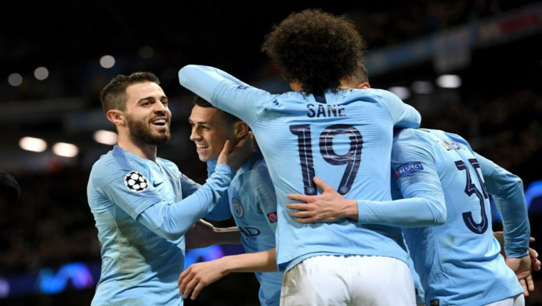 Champions League 2018-19: Manchester City in Quarterfinals, Crush Schalke 7-0