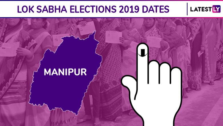 Manipur Lok Sabha Elections 2019 Schedule: Complete Dates of Voting And Results For General Elections