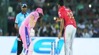 R Ashwin on 'Mankading' Rajasthan Royals Jos Buttler: My Conscience is Clear, There is Nothing to Defend