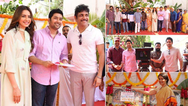 Confirmed! Rakul Preet Singh in Nagarjuna Akkineni's Manmadhudu 2