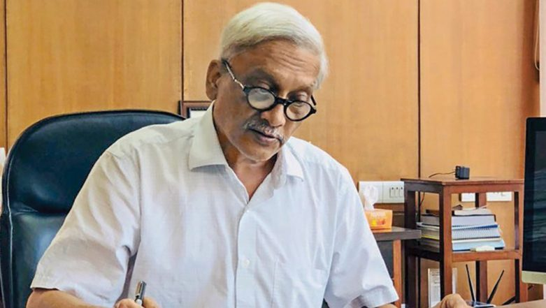 Manohar Parrikar 18th Indian Chief Minister to Die in Office