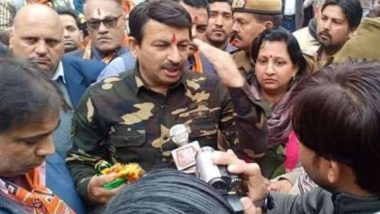Manoj Tiwari Defends Wearing Army Uniform at Bike Rally, Says 'I have 10 Shirts Like That'