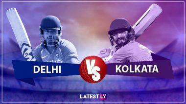 DC vs KKR Highlights IPL 2019: Match Tied, Delhi Capitals Win Super Over
