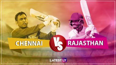 CSK vs RR Highlights IPL 2019: Chennai Super Kings Beat Rajasthan Royals by 8 Runs
