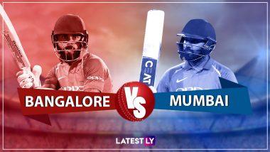 RCB vs MI, IPL 2019 Highlights: Mumbai Indians Clinch Last Over Thriller Despite AB de Villiers' Heroics