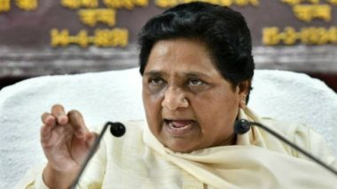 Mayawati Flays Opposition For Jammu And Kashmir Visit, Defends Abrogation of Article 370