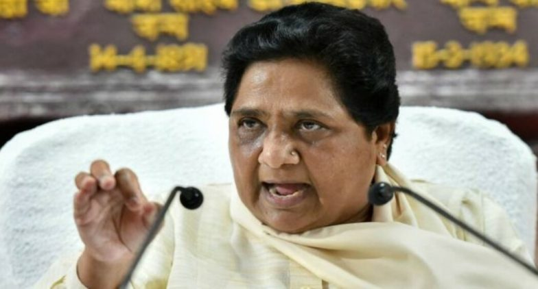 On Ram Navami, Mayawati Hits Back at Yogi Adityanath, Says 'Hate is Being Incited Between Ali And Bajrangbali'