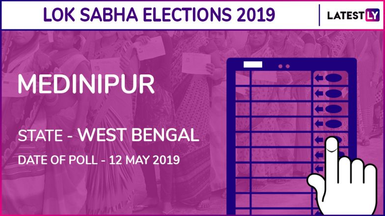 Medinipur Lok Sabha Constituency in West Bengal: Candidates, Current MP, Polling Date And Election Results 2019