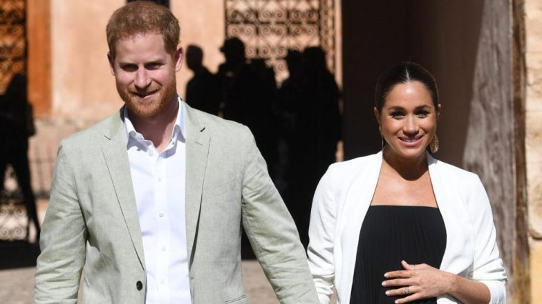 Royal Baby Sussex is Here: Prince Harry and Meghan Markle Welcome a Baby Boy - (View Pic)