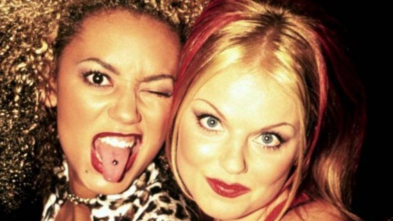 Geri Horner is 'Ghosting' Mel B After the Latter Revealed Details About Their Lesbian Relationship