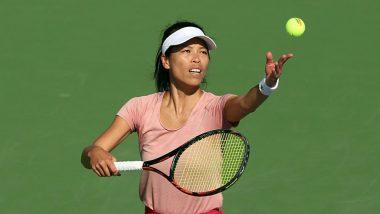 Miami Open 2019: Taiwan's Hsieh Su-Wei Shocks Naomi Osaka, Defeats World No.1 in Three Sets to Reach the R16