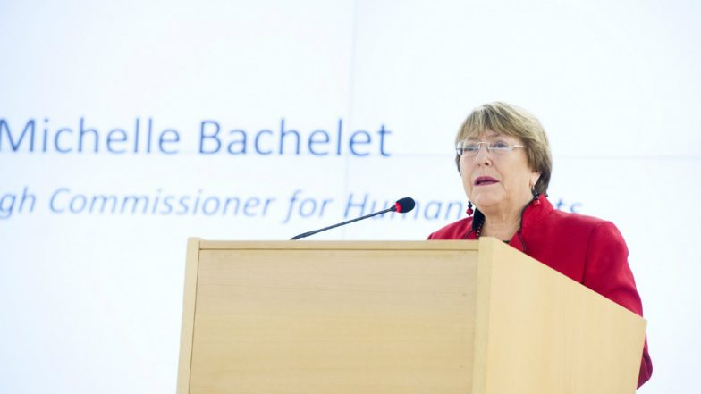 Poverty Reduced in India But Divisive Policies Undermining Growth: UN Human Rights Chief Michelle Bachelet
