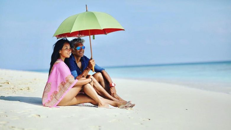 Milind Soman and Ankita Konwar's New Pics Will Make You So Jealous That You'd Want to Say 'Beach, Please!'