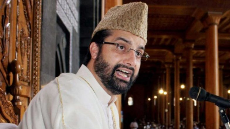 Kashmir Issue Needs 'A Peaceful and Political Solution', Mirwaiz Umar Farooq Tells Narendra Modi Government
